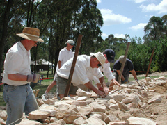 Dry Stone Walling Workshops